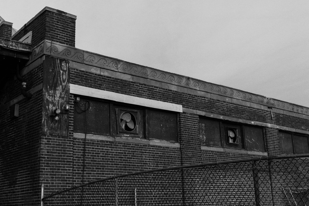 Old building in Asbury Park, New Jersey. Photo by Kayleigh Ann Archbold.