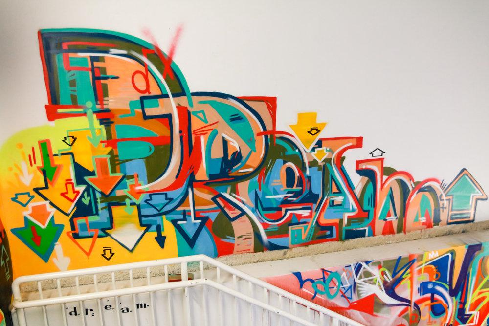 Wetiko Graffiti for Startup Nation