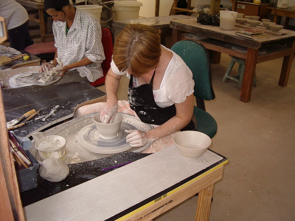 Studio Based Courses - View article: studio based clay courses [pdf]Published in The Journal of Australian Ceramics