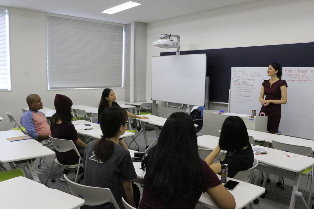 Lecture at Toyo University