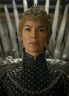 "Cersei Lannister from ""Game of Thrones"""