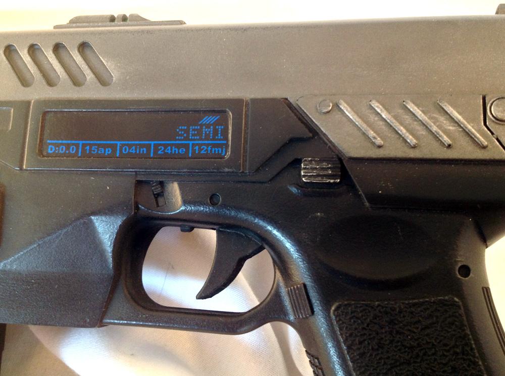 The final gun.