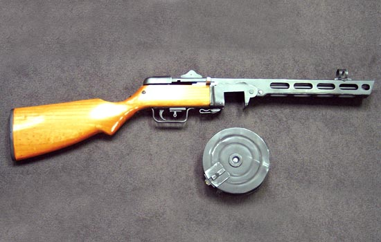 Eventually I will buy brass for the magazine and cast plastic bullets to fill the magazine.