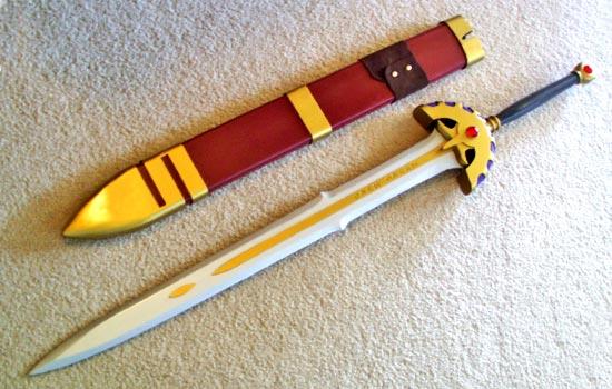 The final sword!