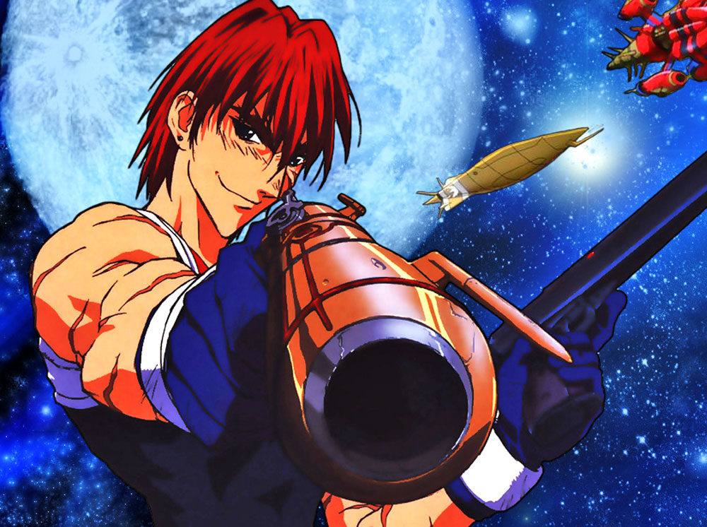 I was commissioned to make a replica of the Caster gun from the series Outlaw Star. As an additional challenge, the client wanted it to be able to load the shells into the breach.