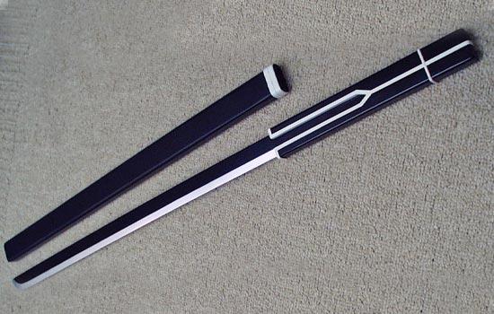 The final sword.