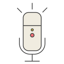 blog and biz microphone