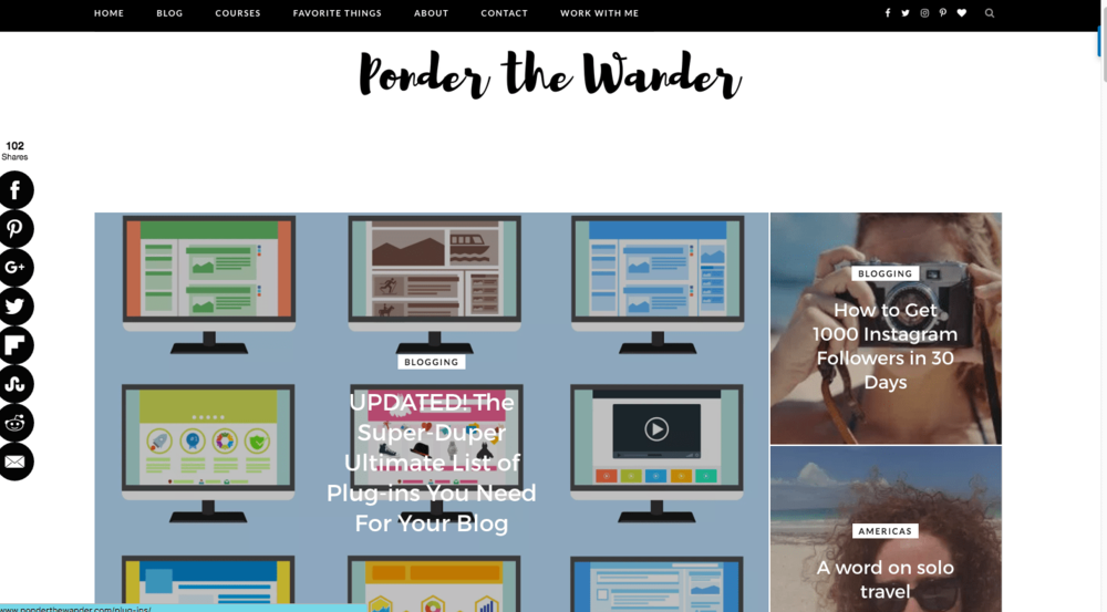 Best Feminine Wordpress Themes for Bloggers Cheer Up