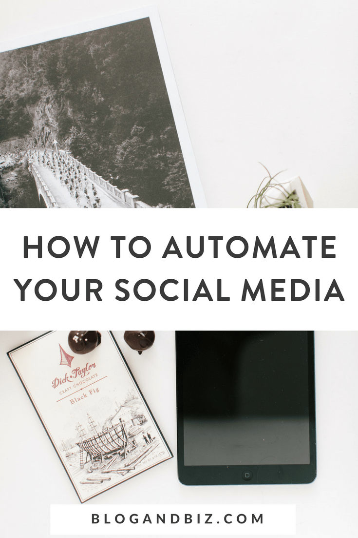 How to Automate Your Social Media and Save Hours. Social media automation tools are big timesavers for beginner bloggers or more advanced bloggers! These are great social media tips! Click through to read them all! #blog, #blogger, #blogging, #blogtips, #socialmedia, #socialmediatips, #socialmediamarketing