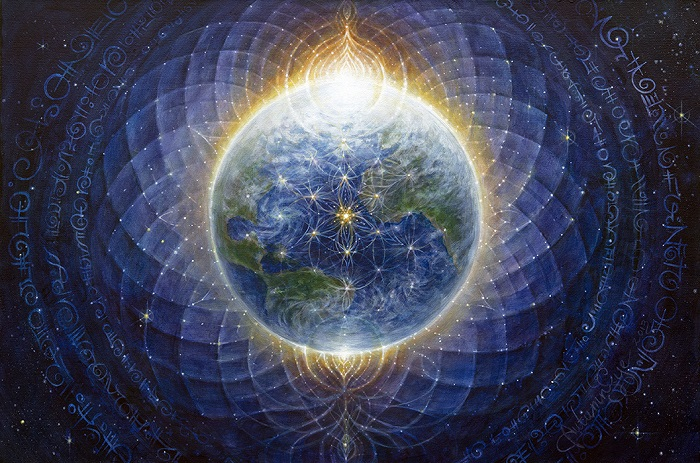 THE WEB OF INFINITE INSPIRATION ~ Chap  20 ~ Unlocking Our