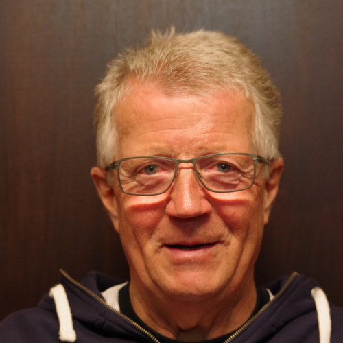 Sten Falkenström   Evenemangsansvarig