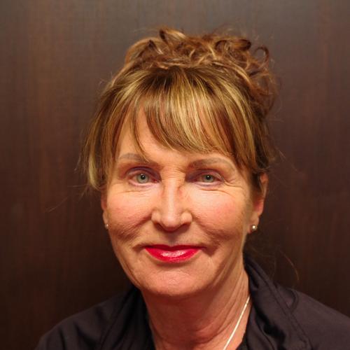Eva Andersson   Kassör
