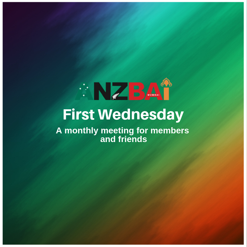 first wednesday social meeting anzbai