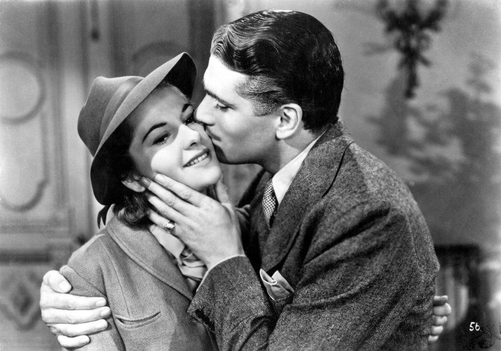 Image tirée du film Rebecca d'Alfred Hitchcock.