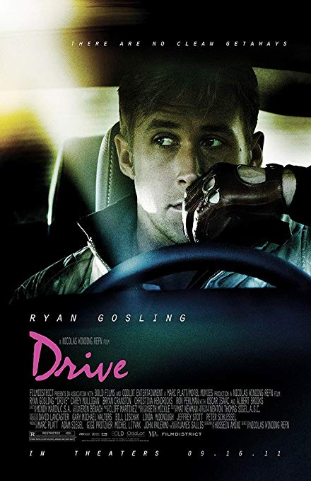 """- Drive (2011)Nicolas Winding Refn isn't a popular director, and he wasn't known for making cool movies. Ryan Gosling was still known as """"the guy from The Notebook"""" and wasn't the suave guy that we know him as now. However, when the two came together to do a throwback action film about a Hollywood stuntman moonlighting as a getaway driver, film magic was made. They created art that is now a popular action film template. It wasn't the story that captivated everyone, but the style in which it was done. Fresh off the EDM era, Kavinsky provided the song """"Nightcall"""" at the beginning of the film and from there on out it's electronic music, fast cars and violence. Sorry John Wick, Drive had your style first - but there's room to love both, I suppose."""