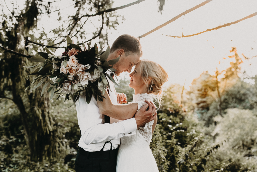 Boho-Hochzeit im Grünen - Corinna + sebastian