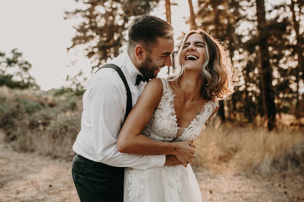 After Wedding shooting köln - Jacky + Paddy