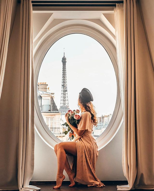 Paris = Paradise ❤️ 📷: @katie.one