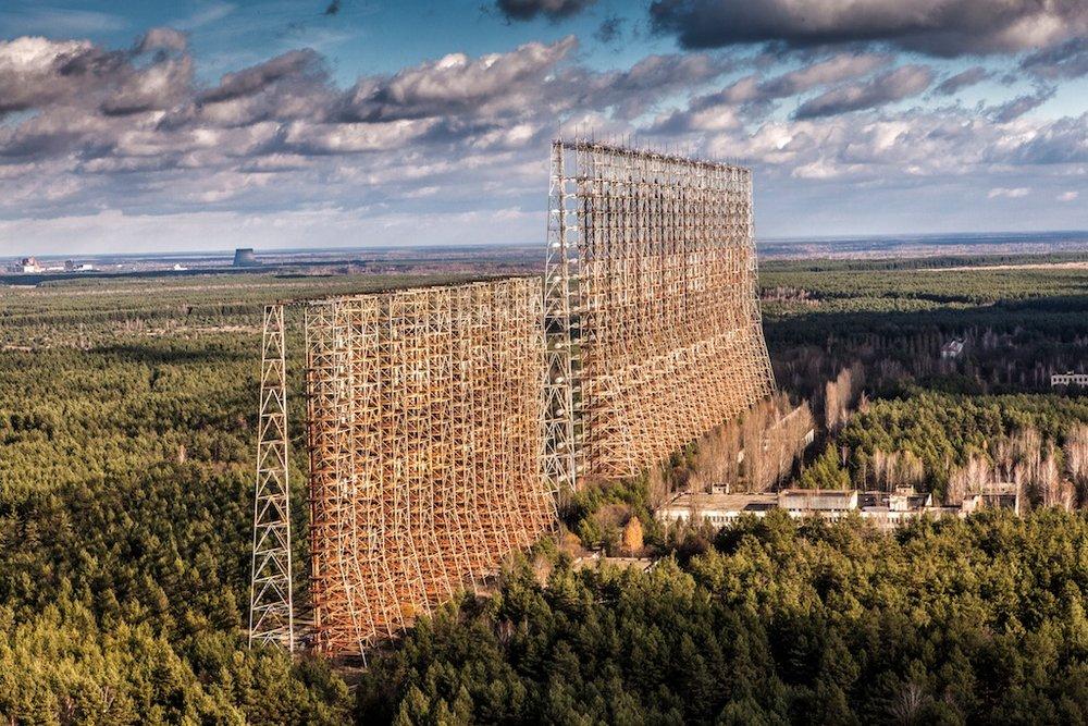 DUGA Radar Array, Philip Grossman