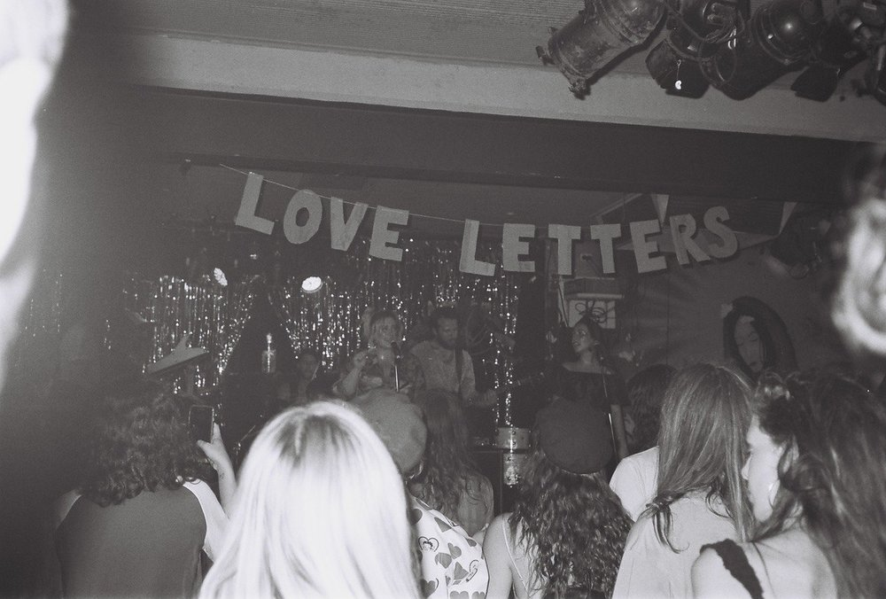 Love Letters Zine Launch by Dave Steve Dave