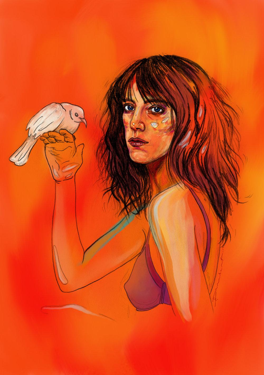 Illustration by Frances Danckert