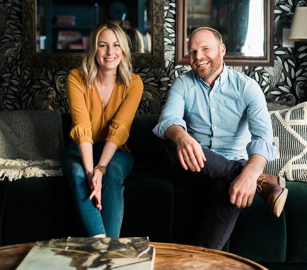 Lea Voigt and James Trone Peloton Counseling Nashville