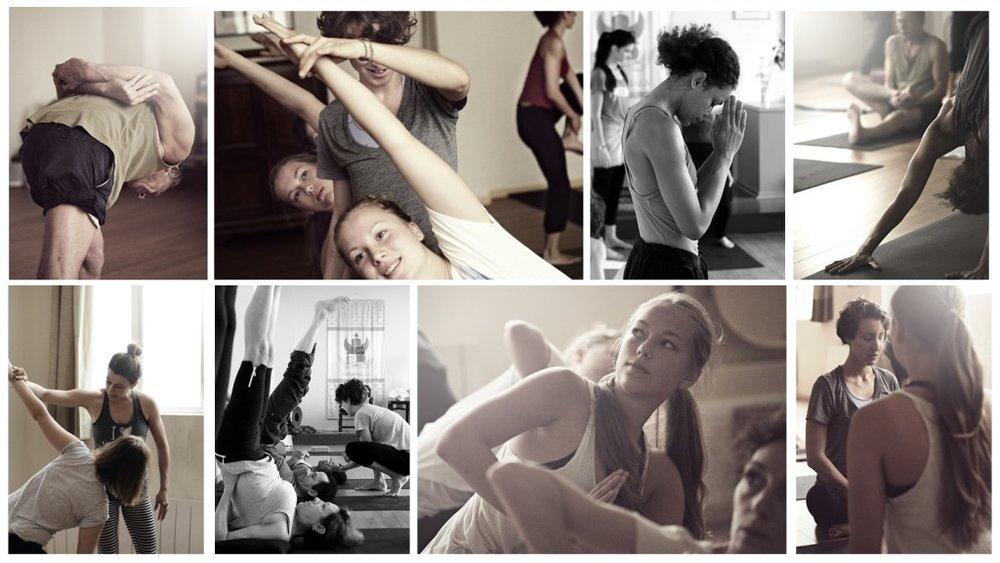 Intro to Ashtanga Yoga Mysore Style for beginners at Mysore Yoga Paris in Paris 11e