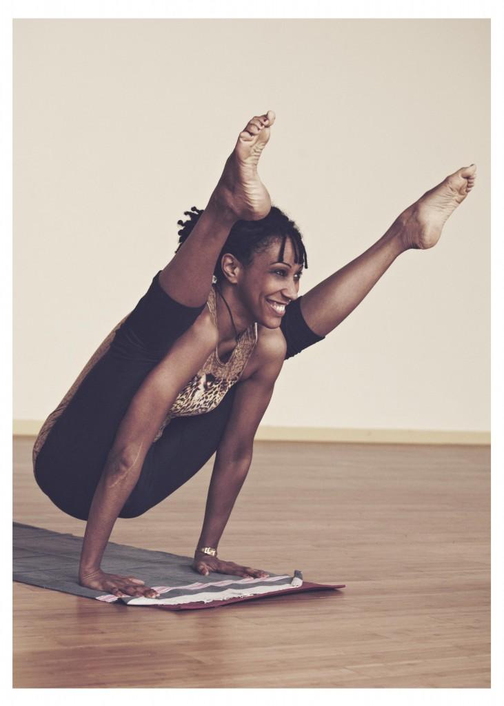 Anna Sissoko Mysore Yoga Paris Ashtanga Yoga Studio Paris 11e
