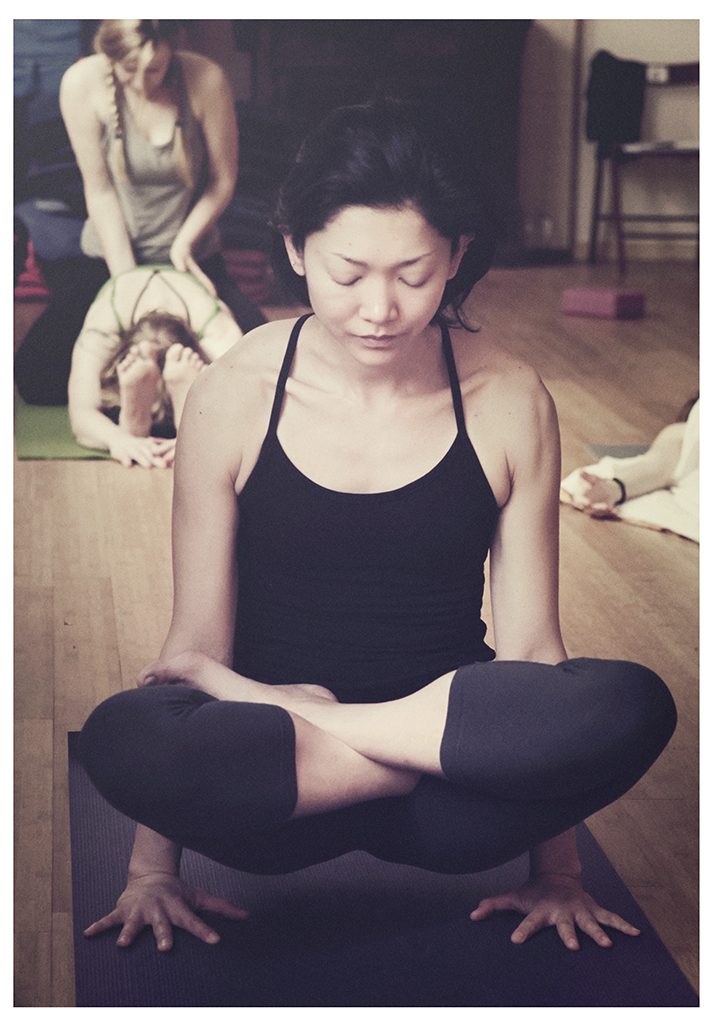 NORIKO ODA Mysore Yoga Paris Ashtanga Yoga Studio Paris 11e