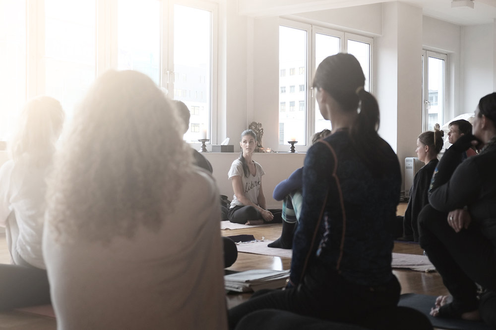 Ashtanga Yoga & Pranayama Workshop in Oslo 2014