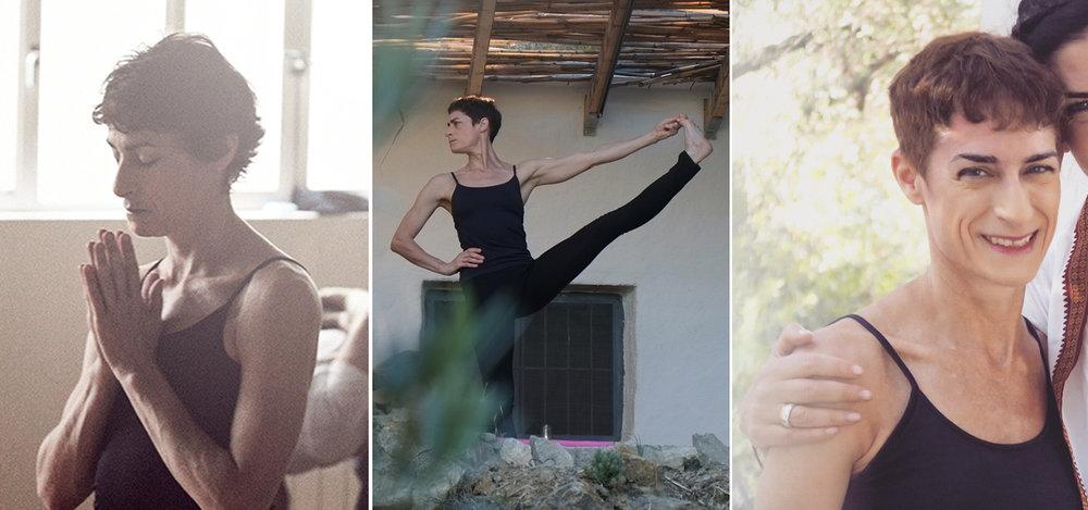Maura Mulvaney professeur de yoga chèz Mysore Yoga Paris Ashtanga Yoga Shala in Paris 11e