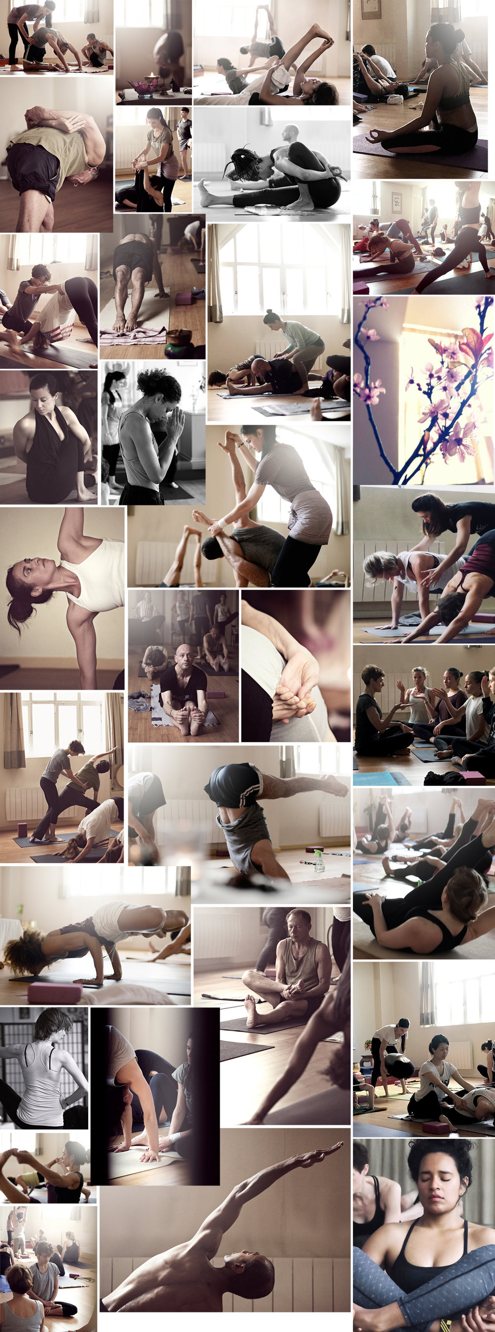 Mysore Style and Intro to Mysore at Mysore Yoga Paris Ashtanga Yoga Studio in Paris 11e