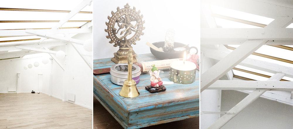 Mysore Yoga Paris  s'installe au  Studio Marga  dans le 11ème arrondissement de Paris
