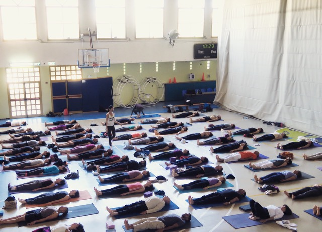 Ashtanga Yoga Workshop in Tel Aviv 2018