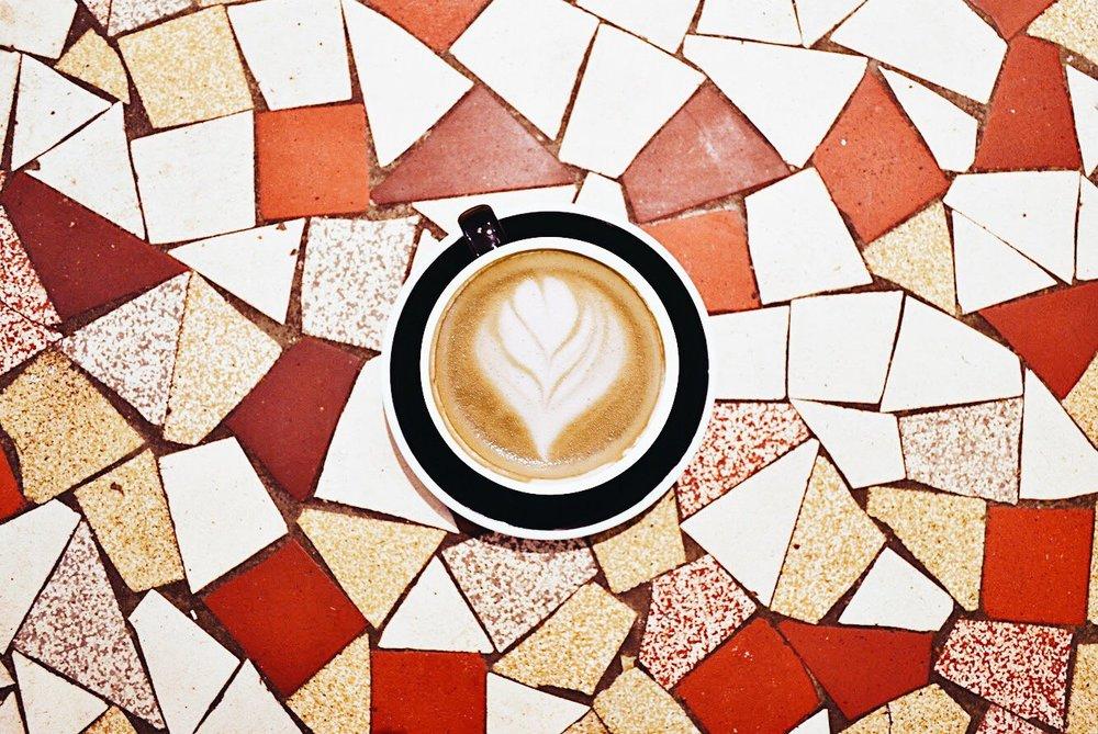 Grounded café