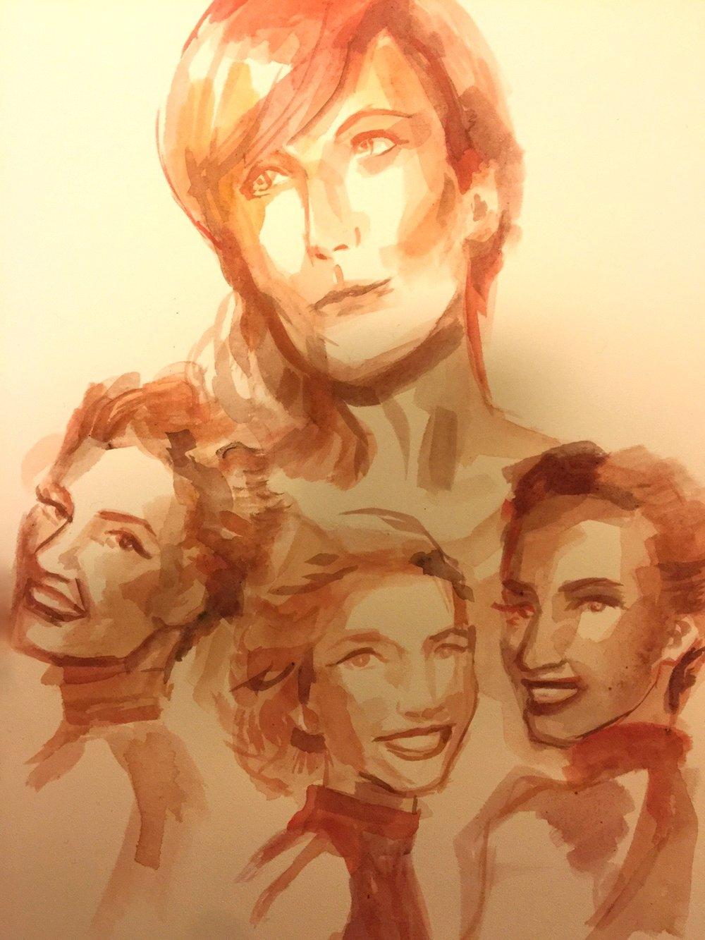 Melissa Lauren & The Willows