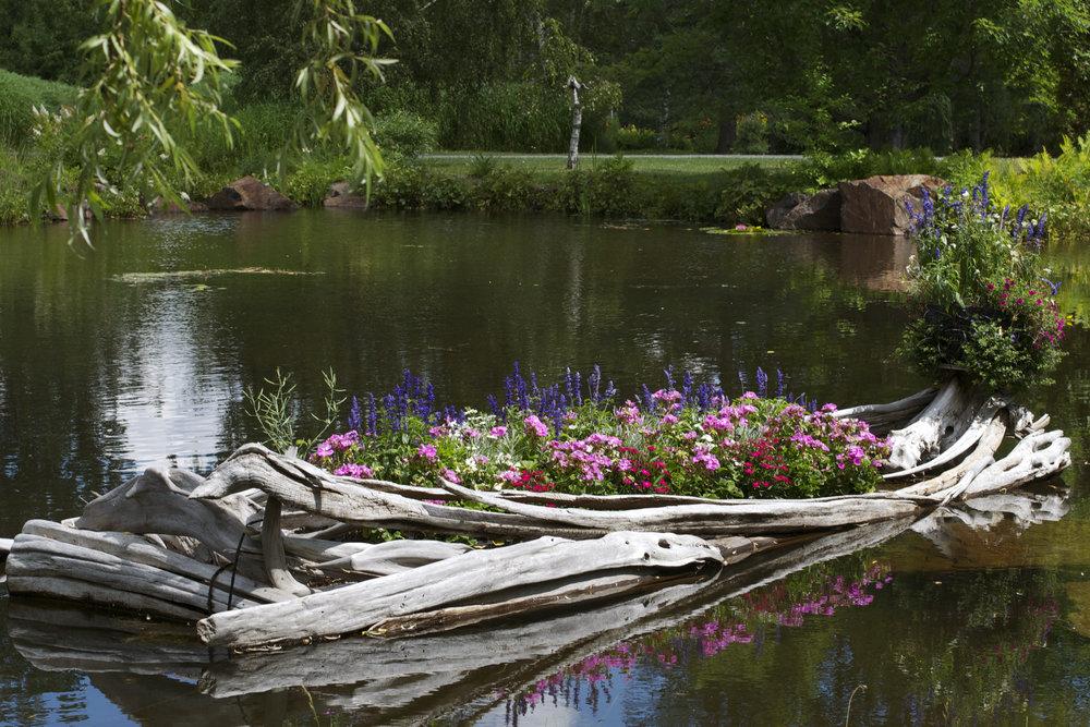 The NB Botanical Garden ~ A Garden to Love -
