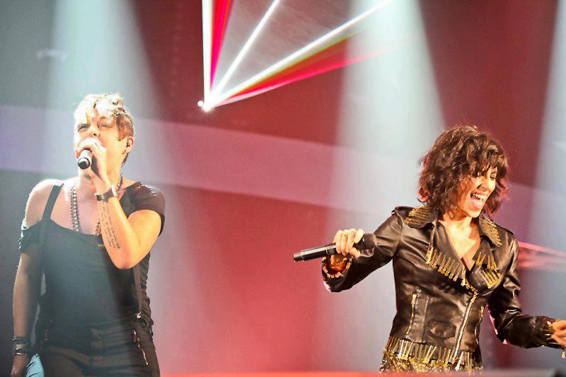 Giorgia - Dietro Le Apparenze Tour 2012