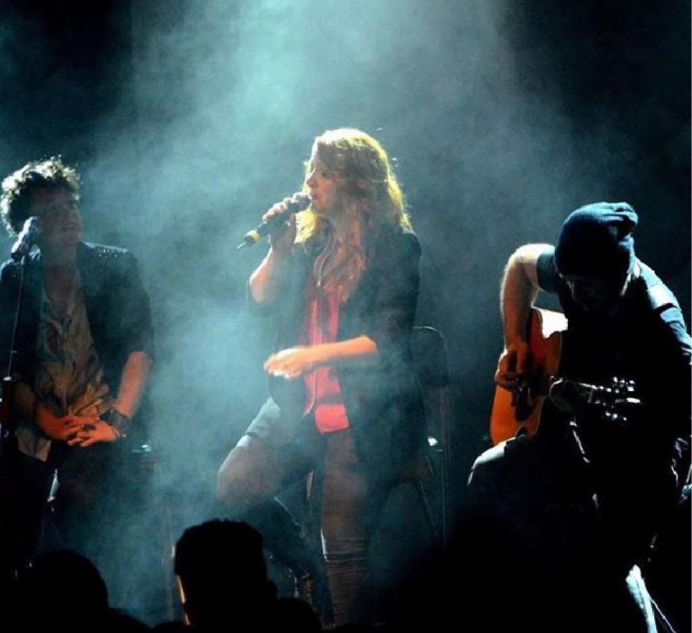Noemi - Cuore D'Artista 2015 Tour