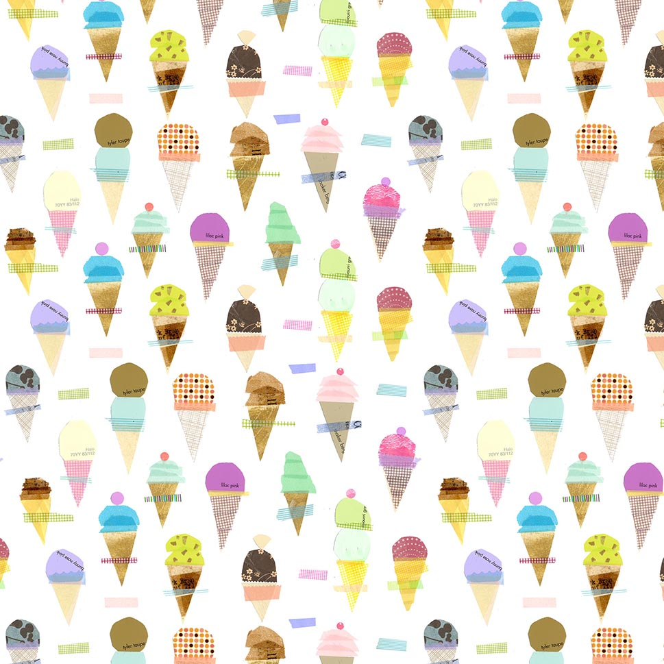 Washi Ice creams