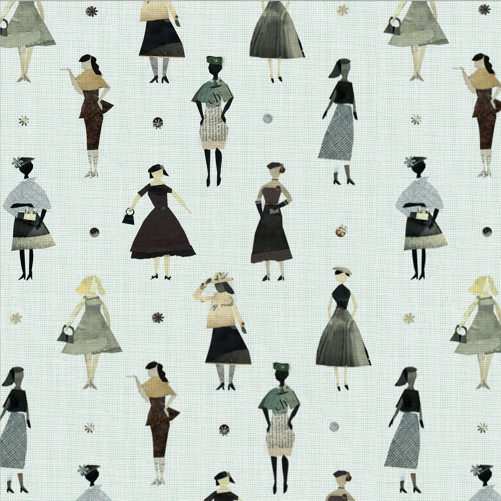 Vintage Dress Up | Ladies