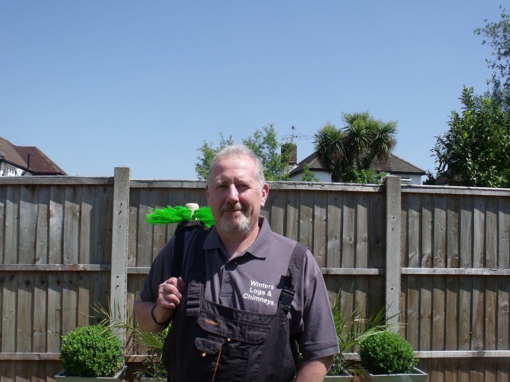 Mark is a fully licensed Chimney Sweep