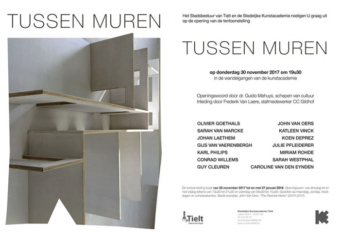 Group exhibition in Tielt