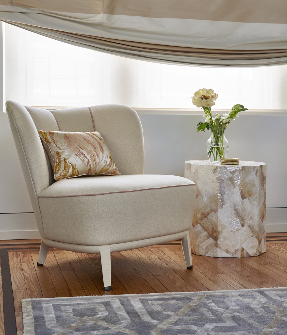 Close-Up-Sitting-Area-Master-Bedroom-Flowers-Mother-of-Pearl-Table-JMorris-Design-Interior-Designer-Brooklyn-New-York-Online.jpg