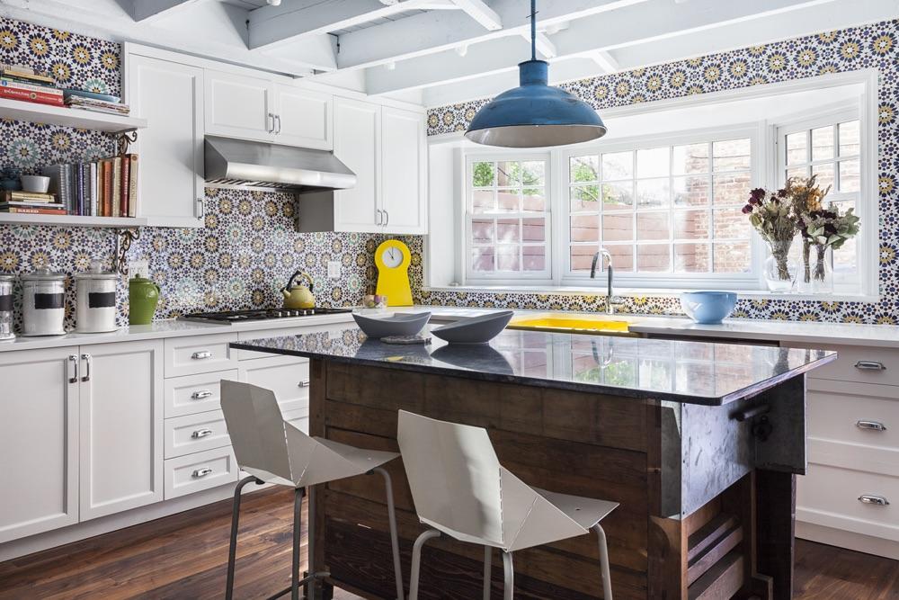 Funky-Fun-1960s-60s-Kitchen-Brick-Farmhouse-Blue-Yellow-Concrete-Tiles-Brooklyn-New-York-Interior-Designer-EDesign-JMorris-Design.jpg