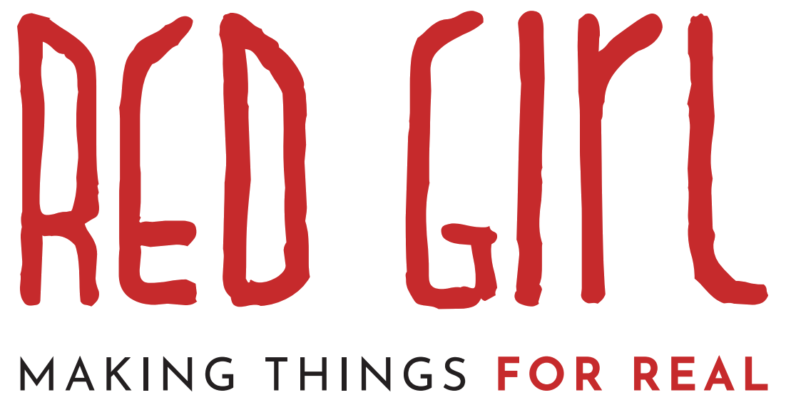 Red Girl - Prosthetics, Special Makeup Effects and Props
