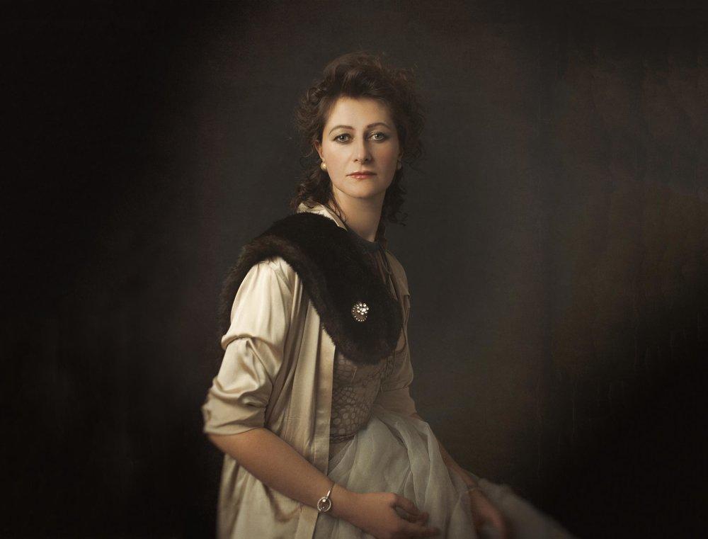 Portrait Elena © 2018 - Annet Katan