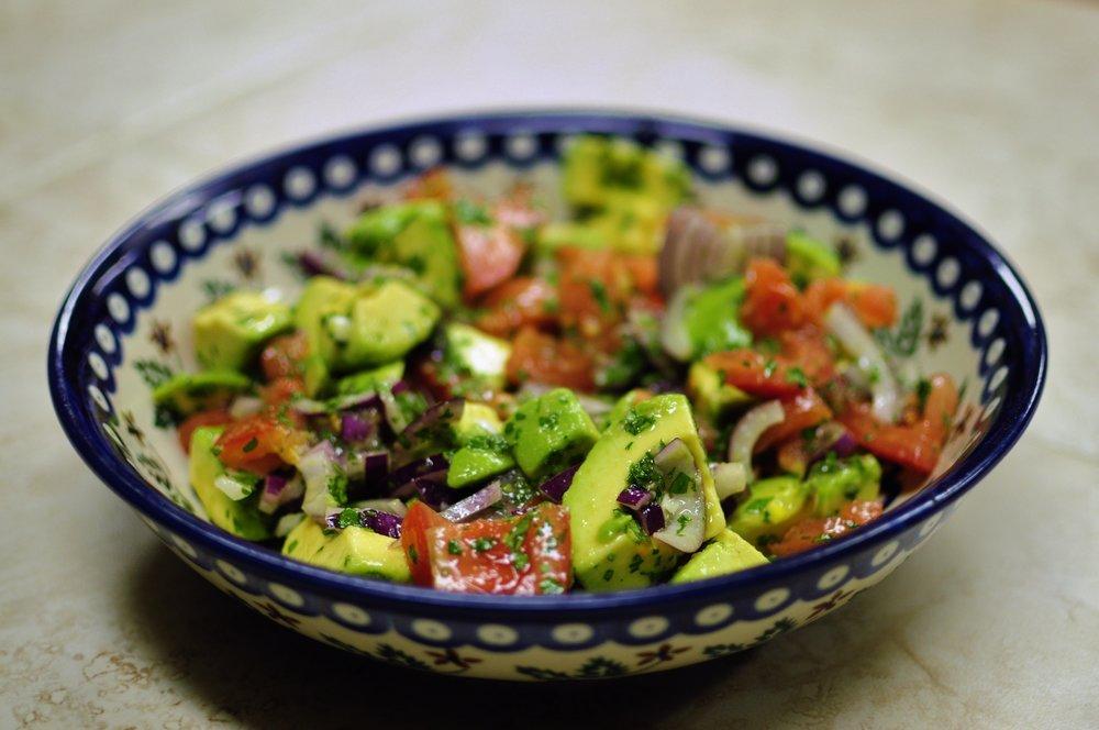 Tomato and Avacado Salad .JPG