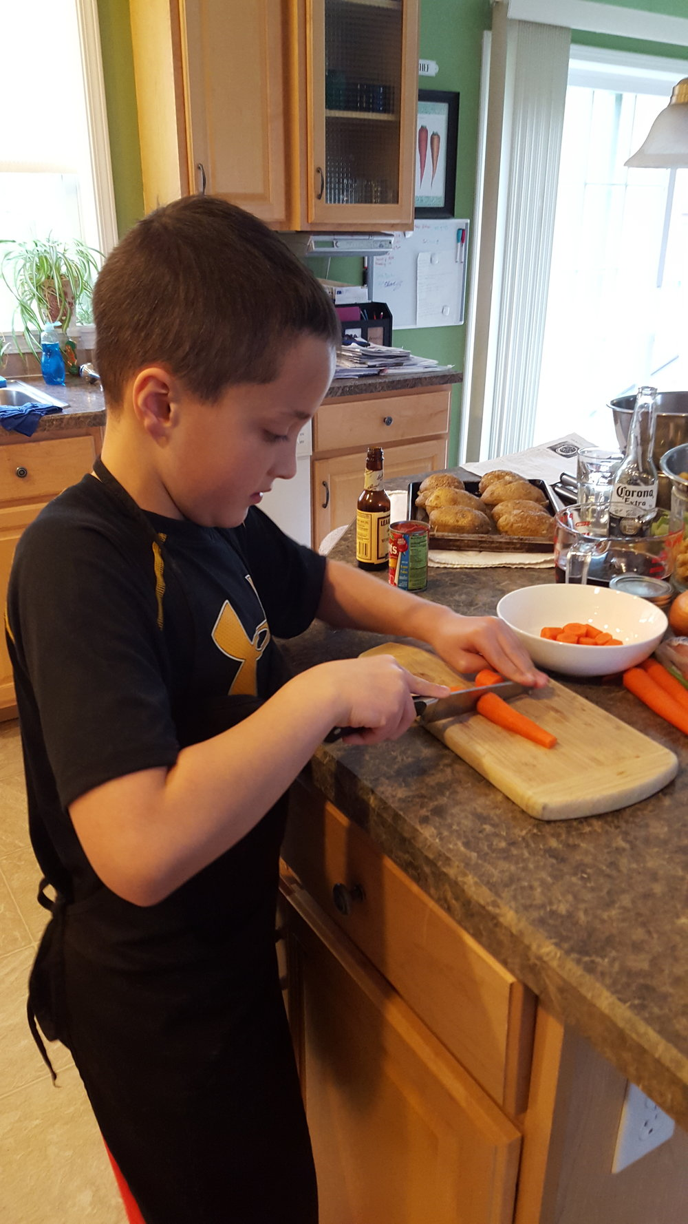 Cutting carrots Josh.jpg