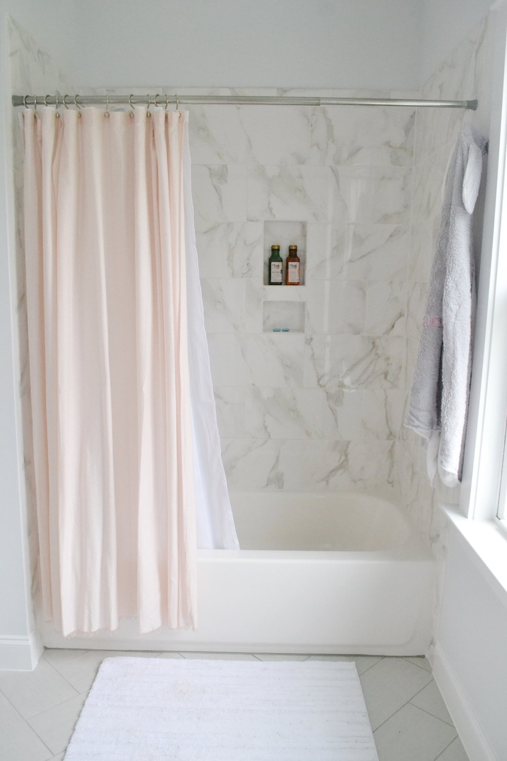 girls shower and target shower curtain